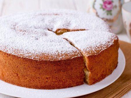 紅豆戚風蛋糕